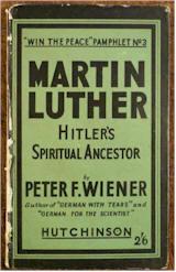 Hitler's spiritual ancestor